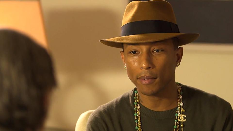 Pharrell Williams / ファレル・ウィリアム